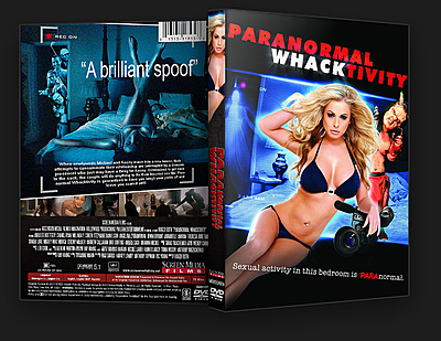 Paranormal Whacktivity (2012) DVD Cover